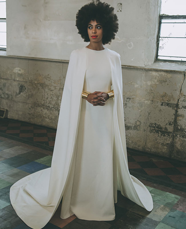 solange-knowles-wedding-dress